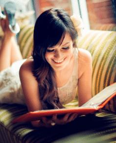Книги, поднимающие настроение