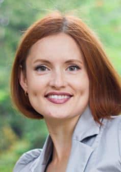 Анна Александровна Быкова
