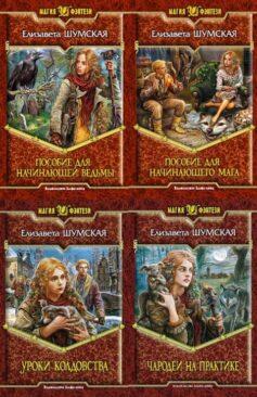 Серия книг «Записки маленькой ведьмы»