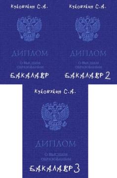 Серия книг «Бакалавр»