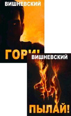 Серия книг «Холодное пламя»